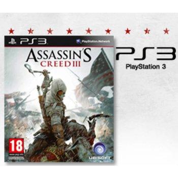 PS3 Assassins (Assassin's) Creed 3 (III) kopen