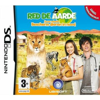 DS Red de aarde: Bescherm dieren in nood kopen