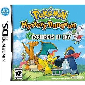 DS Pokemon Mystery Dungeon: Explorers of Sky kopen