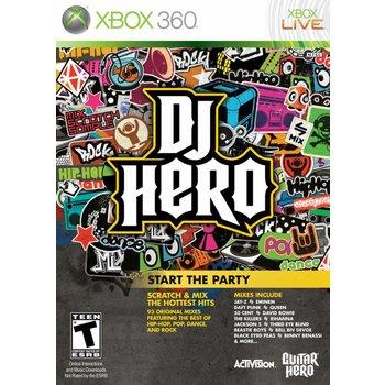 Xbox 360 DJ Hero 1 kopen