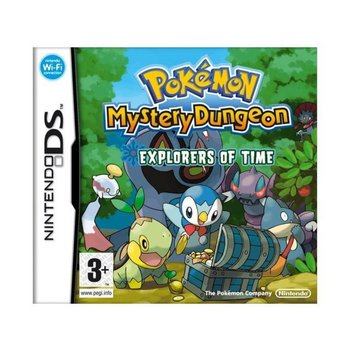 DS Pokemon Mystery Dungeon: Explorers of Time kopen