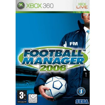 Xbox 360 Football Manager 2006 kopen