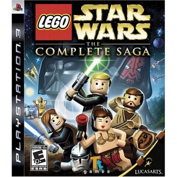 PS3 Lego Star Wars The Complete Saga kopen