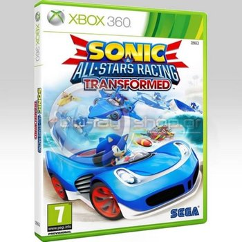 Xbox 360 Sonic & All-Stars Racing Transformed kopen