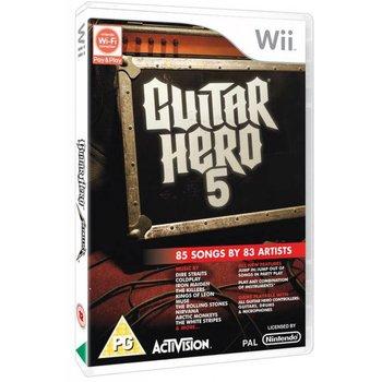 Wii Guitar Hero 5 kopen