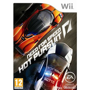 Wii Need for Speed: Hot Pursuit