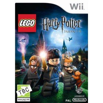 Wii LEGO Harry Potter Jaren 1-4 kopen