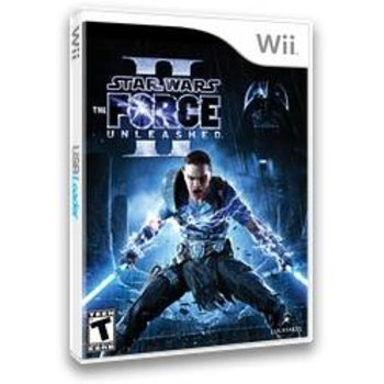 Wii Star Wars The Force Unleashed 2