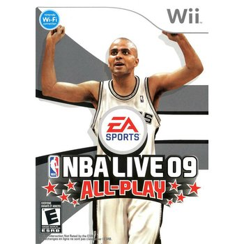 Wii NBA Live 09: All Play kopen