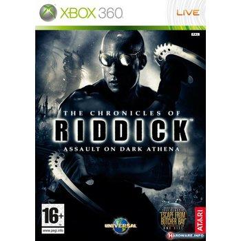 Xbox 360 Riddick: Assault on Dark Athena kopen