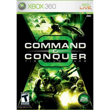 Xbox 360 Command & Conquer 3: Tiberium Wars kopen