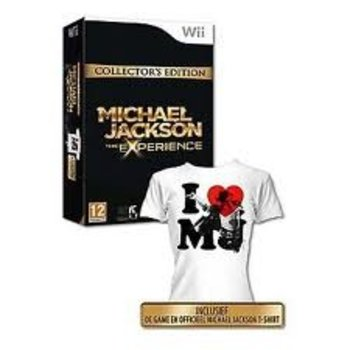 Wii Michael Jackson: The Experience Limited Edition