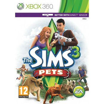 Xbox 360 Sims 3 Pets