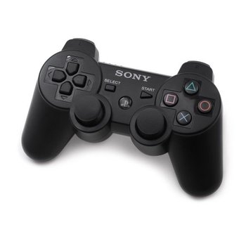 PS3 Draadloze Wireless Playstation 3 Sixaxis Dualshock Controller black