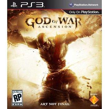 PS3 God of War Ascension kopen