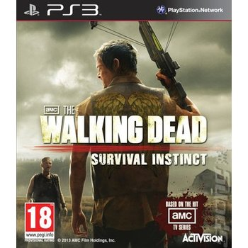 PS3 The Walking Dead - Survival Instinct kopen
