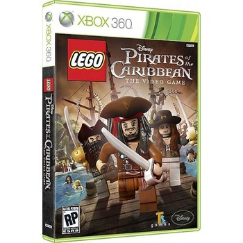 Xbox 360 LEGO Pirates of the Caribbean kopen