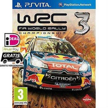 PS Vita WRC 3 Race Game kopen