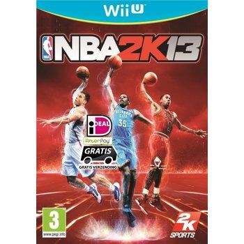 Wii U NBA 2K13 kopen