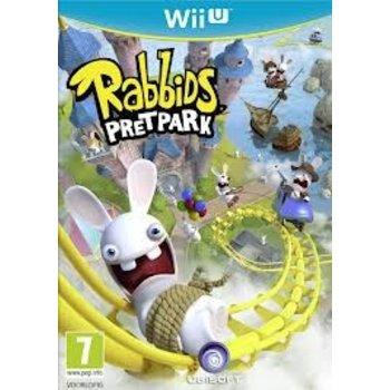 Wii U Rabbids Pretpark kopen