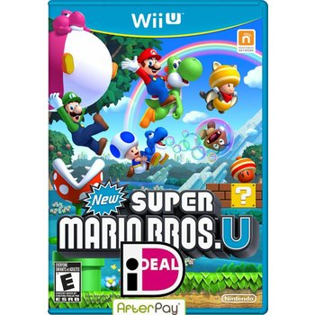 Wii U New Super Mario Bros. U kopen