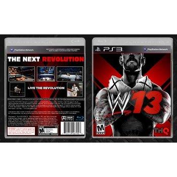 PS3 WWE 13 (2K13) kopen