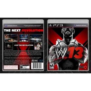 PS3 WWE 13 (2k13)