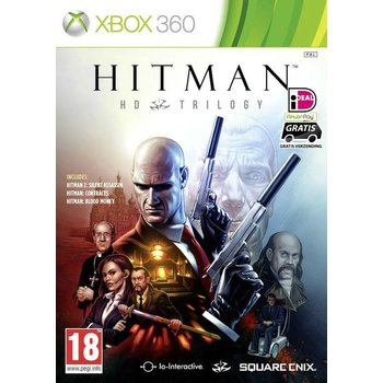Xbox 360 Hitman HD Trilogy kopen