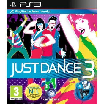 PS3 Just Dance 3 (Move) kopen