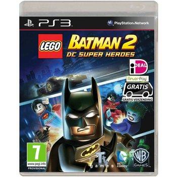 PS3 LEGO Batman 2: DC Superheroes