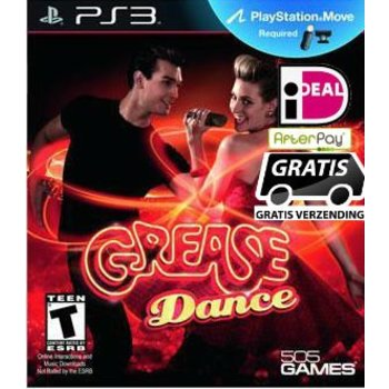 PS3 Grease Dance (Move)