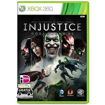 Xbox 360 Injustice Gods Among Us kopen
