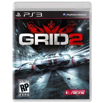 PS3 Racedriver Grid 2