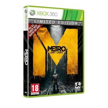 Xbox 360 Metro Last Light