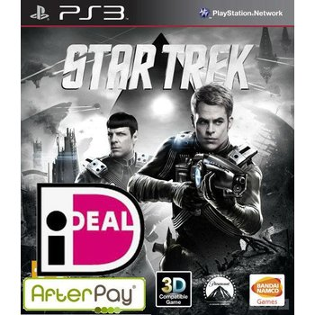 PS3 Star Trek 2013