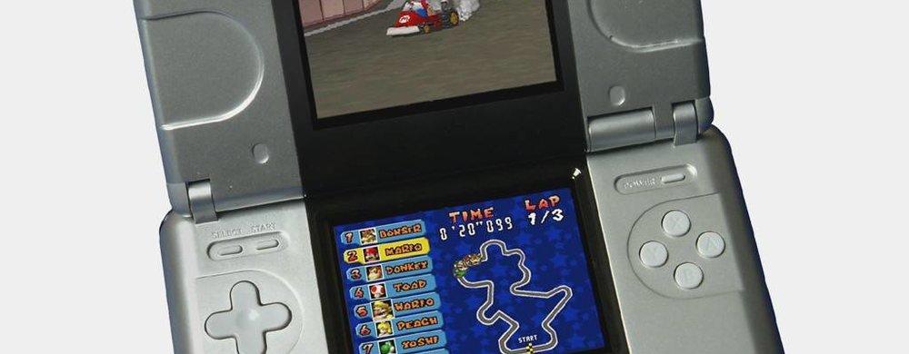 Nintendo DS games per genre