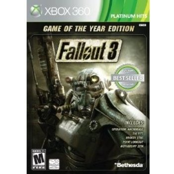 Xbox 360 Fallout 3 Game of the Year
