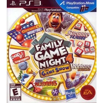 PS3 HASBRO Family Game Night vol. 4