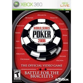 Xbox 360 vWorld series of Poker 2008 kopen