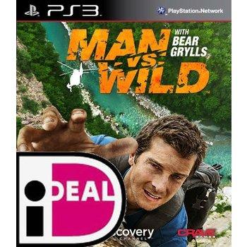 PS3 Man vs. Wild