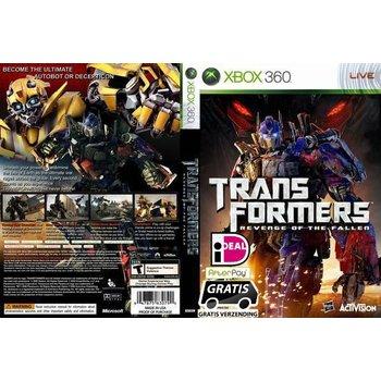 Xbox 360 Transformers: Revenge of the Fallen kopen