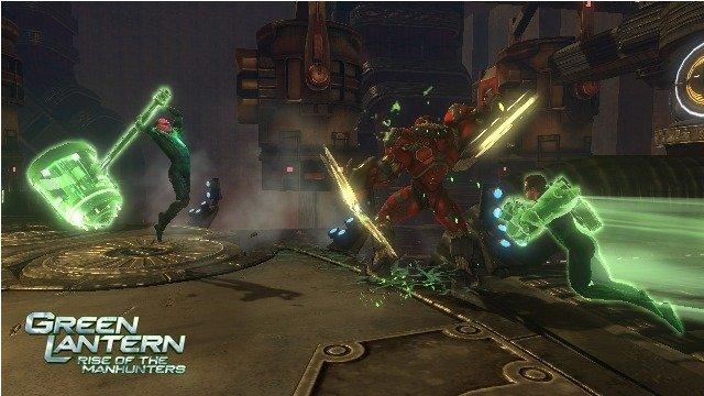 Скачать игры зелёный фонарь через торрент.
