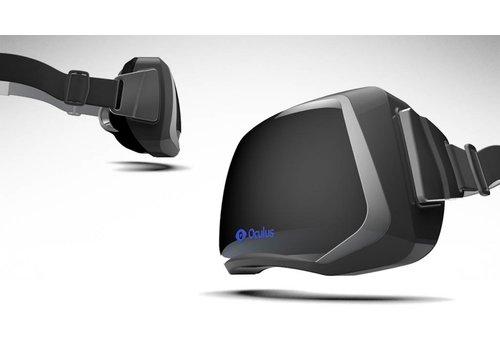 Oculus Rift - Virtual Reality Shooter