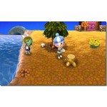 3DS 2e hands: Animal Crossing New Leaf