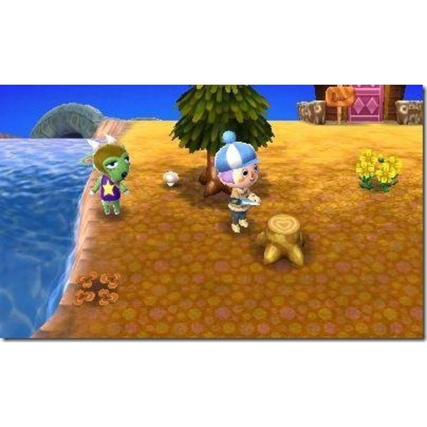 3DS Used: Animal Crossing New Leaf