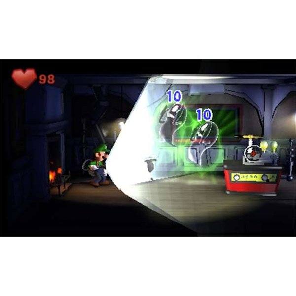 3DS Used: Luigi's Mansion 2