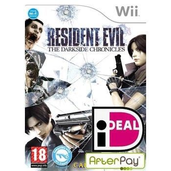 Wii Resident Evil Darkside Chronicles