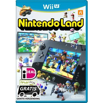 Wii U Nintendoland kopen