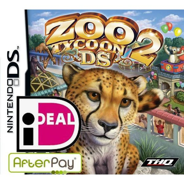 DS Used: Zoo Tycoon 2
