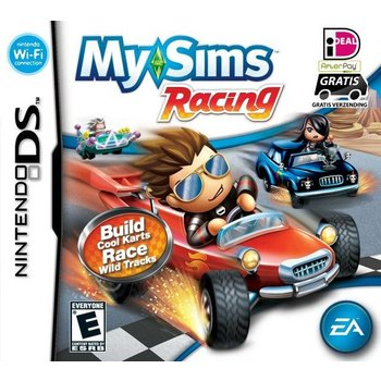 DS My Sims Racing